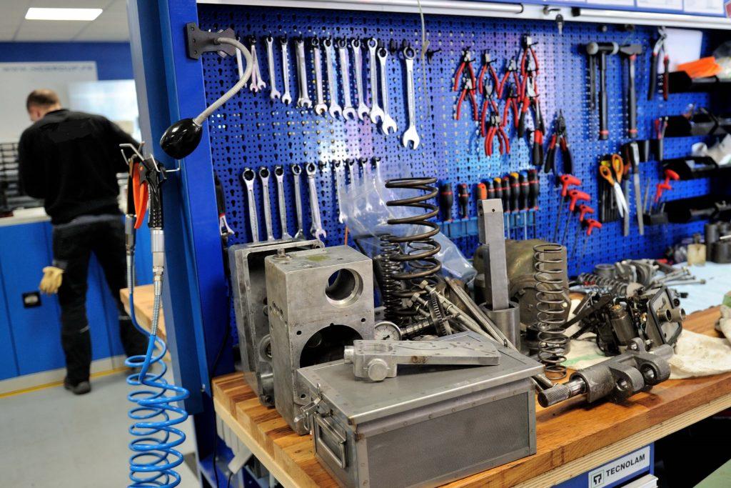 Revision regulateur de vitesse machines thermiques tournantes