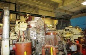modernisation centrale électrique