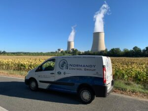 sécurité surete nucléaire normandy control group