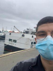 Intervention NCG dans le secteur maritime