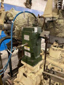 Woodward UG actuator