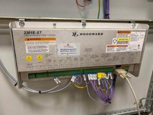 Woodward 2301E-ST